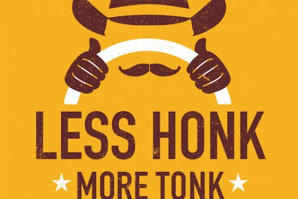 Less Honk More Tonk